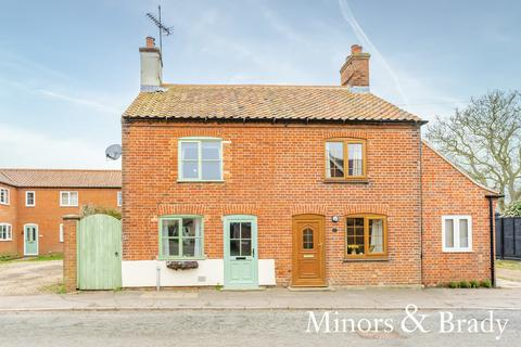 2 bedroom semi-detached house for sale - Reepham Road, Bawdeswell