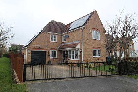 4 bedroom detached house for sale - 4 Spruce Court, Worksop
