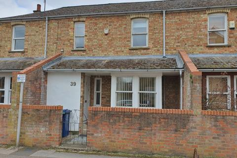 2 bedroom terraced house to rent - Buckingham Street, Oxford, OX1 4LH