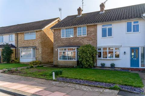 3 bedroom end of terrace house for sale - Upton Road, Worthing, West Sussex, BN13