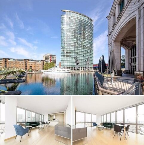 2 bedroom apartment to rent - One West India Quay