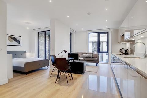 Studio to rent - Aberfeldy Village, London