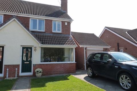 3 bedroom semi-detached house for sale - Brecon Close, Wansbeck Manor Estate, Ashington