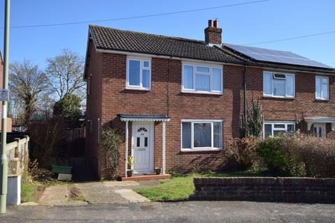 3 bedroom semi-detached house for sale - Backing countryside - Manor Road, Alton, Hampshire