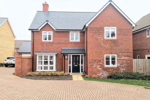4 bedroom detached house for sale - D'arcy Close, Aylesbury