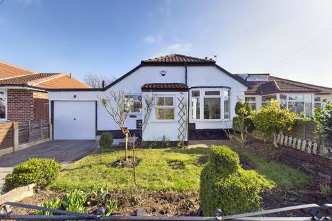 2 bedroom semi-detached bungalow for sale - Kingston Drive, Flixton, Trafford, M41