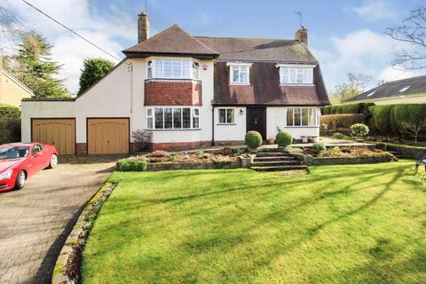 5 bedroom detached house for sale - Cheddleton Road, Birchall, Leek, Staffordshire, ST13 5QZ