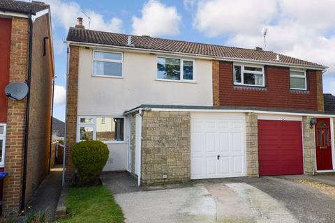 3 bedroom semi-detached house for sale - Alexandra Close, Salisbury                                                    * VIDEO TOUR *