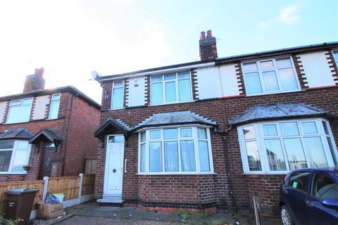 2 bedroom semi-detached house for sale - Alfreton Road, Nottingham, NG7