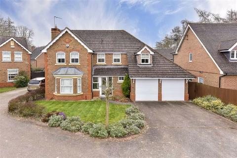 4 bedroom detached house for sale - Forest Glade, Kettering