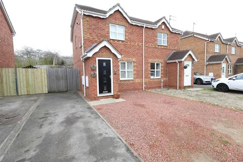 2 bedroom house for sale - Mast Drive, Hull