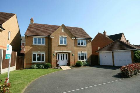 4 bedroom detached house for sale - Centurion Way, Wootton, Northampton, NN4