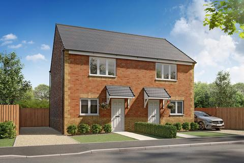 2 bedroom semi-detached house for sale - Plot 007, Boston at Grangemoor Park, Widdrington Station, Northumberland NE61
