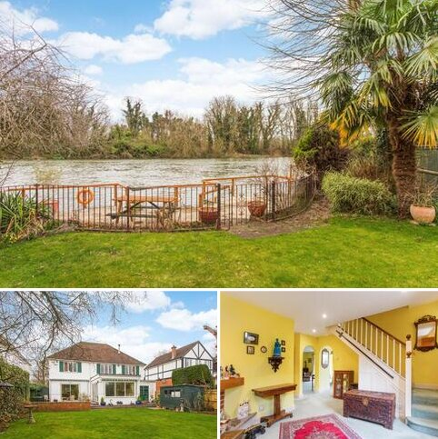 4 bedroom detached house for sale - Fishery Road, Maidenhead, Berkshire, SL6