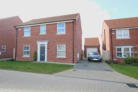 4 bedroom detached house for sale - Goldy Wood Avenue, Skirlaugh