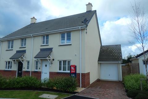 3 bedroom semi-detached house to rent - Loring Fields, Landkey