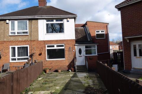 3 bedroom semi-detached house to rent - Curren Gardens, Gateshead