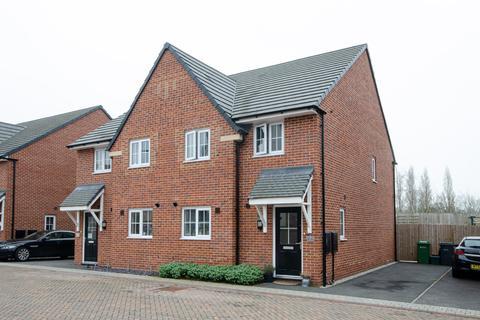4 bedroom semi-detached house for sale - Bishops Way, Winnington, Northwich, CW8