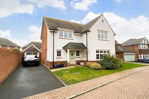 4 bedroom detached house for sale - Silverwell Close, Moulton, Northampton, NN3