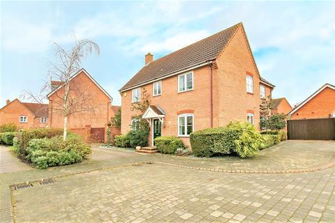 4 bedroom detached house for sale - Norman Crescent, Middleton, Milton Keynes, MK10