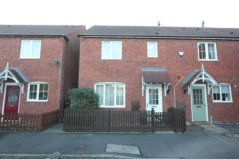 3 bedroom terraced house for sale - Merry Hurst Place, Hinckley
