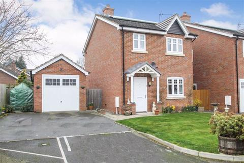 3 bedroom detached house for sale - Centenary Close, Kinnerley