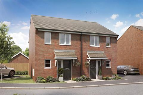 2 bedroom semi-detached house for sale - The Belford - Plot 101 at Pathfinder Place, Newall Road, Bowerhill SN12