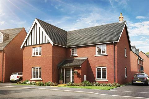 5 bedroom detached house for sale - The Winterford - Plot 5 at Edwalton Chase, Melton Road NG12
