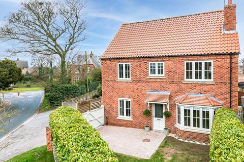 4 bedroom detached house for sale - Green Bank Lane, Stamford Bridge, York, YO41
