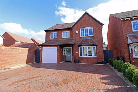 4 bedroom detached house for sale - Thomas Hardy Way, Chase Meadow, Warwick, CV34