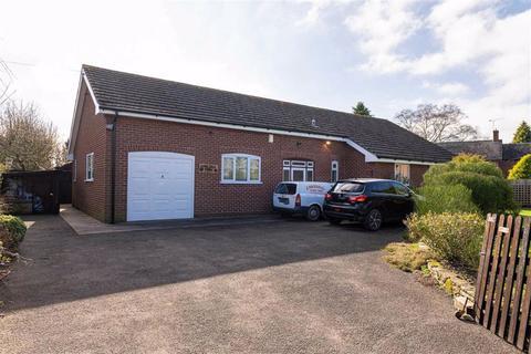 3 bedroom detached bungalow for sale - Woore Road, Crewe
