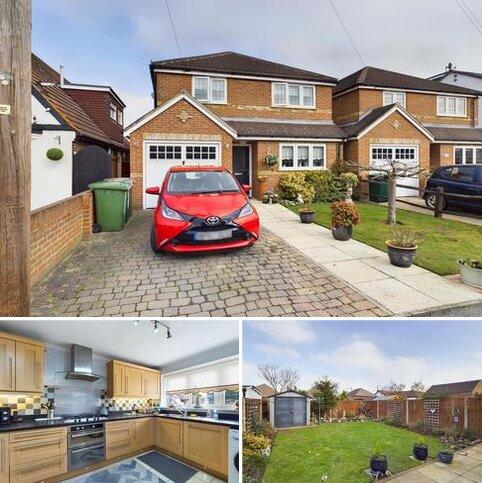 4 bedroom detached house for sale - Junction Road, Ashford, TW15