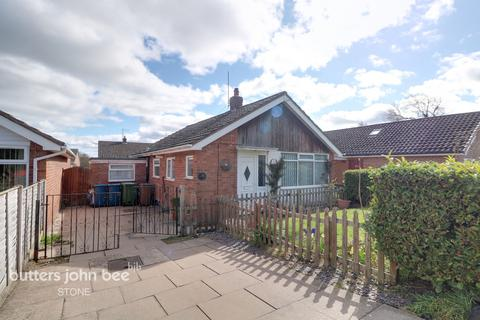 2 bedroom detached bungalow for sale - Meadow Way, Stone