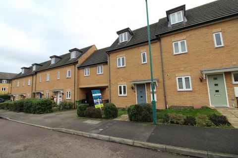 3 bedroom townhouse for sale - Beadle Way, GUNTHORPE, PE4