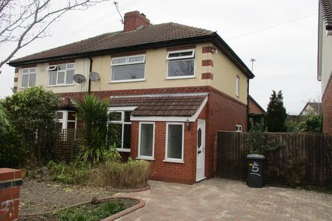 3 bedroom semi-detached house to rent - Church Lane, Culcheth, Culcheth, Warrington, Cheshire, WA3