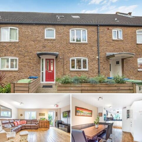 4 bedroom terraced house for sale - Staples Close, Surrey Quays