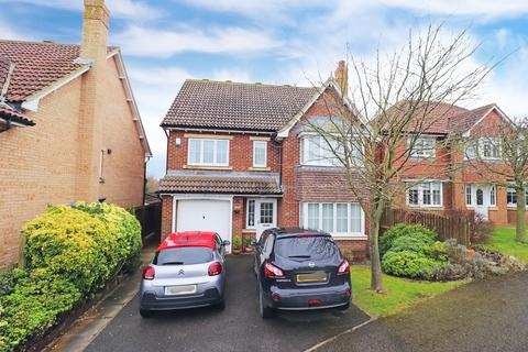 4 bedroom detached house for sale - Chelker Close, Hartlepool, TS26