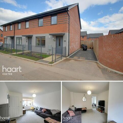 3 bedroom end of terrace house for sale - Quern Rise, Exeter