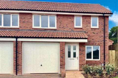 3 bedroom semi-detached house for sale - Plot 37, The Rufford  at Coverdale Phase 2, Luscombe Road TQ3