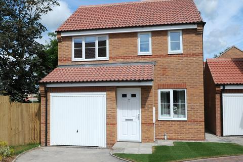 3 bedroom semi-detached house for sale - Plot 282, The Rufford  at Oakland Gardens, Wilthorpe Road S75