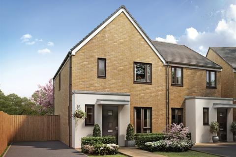 3 bedroom end of terrace house for sale - Plot 56, The Hanbury at Stanford Meadows, Stanford Road SS17