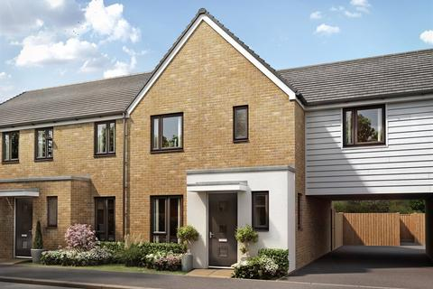 3 bedroom terraced house for sale - Plot 53, The Hanbury Link  at Stanford Meadows, Stanford Road SS17