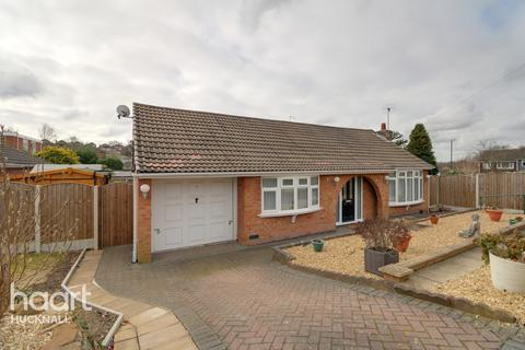 2 bedroom detached bungalow for sale - Abbotsbury Close, Nottingham