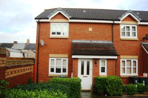 3 bedroom end of terrace house for sale - AMELIA CLOSE NP19