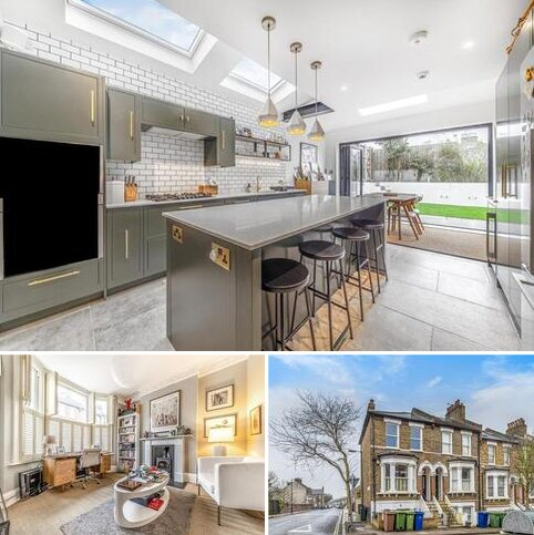 4 bedroom end of terrace house for sale - Ivanhoe Road, Camberwell