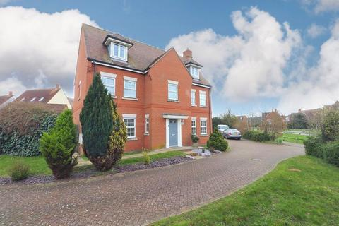 6 bedroom detached house for sale - Gershwin Boulevard, Witham, Essex, CM8