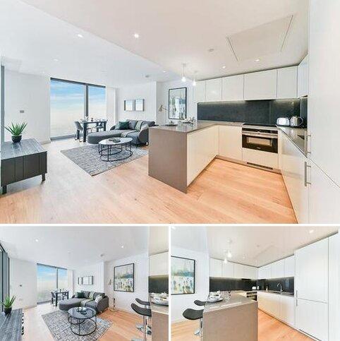 1 bedroom flat to rent - Landmark Pinnacle, Marsh Wall, London, E14