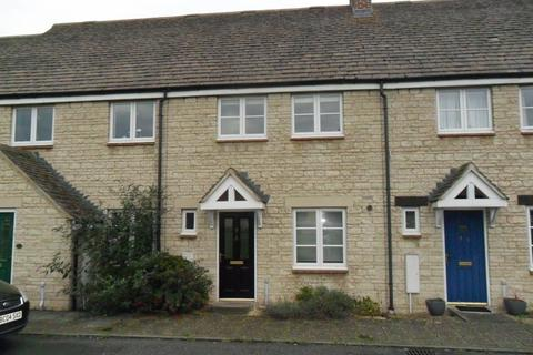 2 bedroom terraced house to rent - Lavender View, Witney OX28