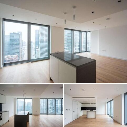 2 bedroom flat to rent - Landmark Pinnacle, Marsh Wall, London, E14