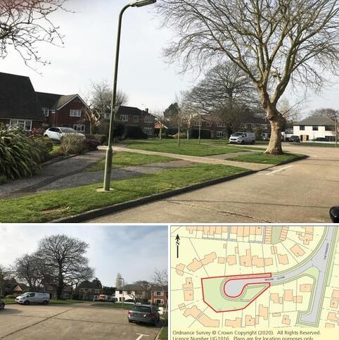 Property for sale - Land, Mound Close, Gosport, Hampshire